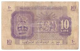 Tripolitania 10 Lire 1943 - Libya