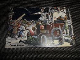 Illustrateur ( 743 )   Arthur Thiele  Der Komet Kommt - Thiele, Arthur
