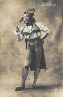 Charles Prince (Ernest René Petitdemange) - Acteur Jouant Les Merveilleuses - Photo A. Bert - Carte N° 63 Non Circulée - Artistes