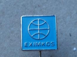 List 119 - Basketball EXIMKOS - Basketball
