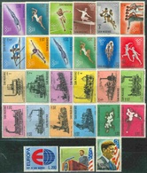SAN MARINO - 1964 - Annata Completa - 27 Valori - Year Complete ** MNH/VF (No Posta Aerea) - Saint-Marin