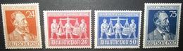 N°106A TIMBRES DEUTSCHE POST NEUFS - Allemagne