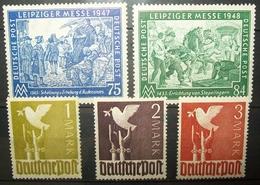 N°107A TIMBRES DEUTSCHE POST NEUFS - Allemagne