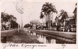BRITISH GUIANA STREET SCENE  , GEORGETOWN - Antillen