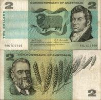 AUSTRALIA TWO DOLLARS ND - Emissions De La Banque Nationale 1910