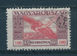 Hongarije/Hungary/Hongrie/Ungarn 1924 Mi: 383 Yt: TA 6 (Gebr/used/obl/usato/o)(4530) - Hongarije
