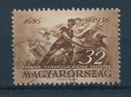 Hongarije/Hungary/Hongrie/Ungarn 1936 Mi: 541 Yt: 482 (Gebr/used/obl/usato/o)(4533) - Hongarije