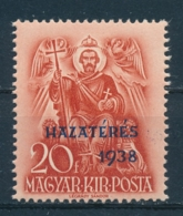 Hongarije/Hungary/Hongrie/Ungarn 1938 Mi: 591 Yt: 504 (PF/MNH/Neuf Sans Ch/**)(4537) - Ungebraucht