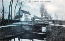 Belgique - Eecloo - Edit. S.B.P. N° 14 - Pont Et L' Ancien Quai - Eeklo