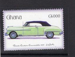DeSoto Custom Convertible   (1950)  -  Ghana  1v Neuf/Mint - Voitures