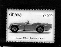 Daimler SP250 Dart   (1954)  -  Ghana  1v Neuf/Mint - Voitures