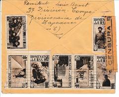 GUERRA CIVIL 1937  BATALLON DE INGENIEROS  DIVISION KARL MARX ELA130 - 1931-Today: 2nd Rep - ... Juan Carlos I