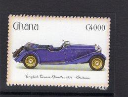Bentley Tourer   (1934)  -  Ghana  1v Neuf/Mint - Voitures