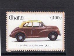 Morris Minor MM  Tourer   (1948)  -  Ghana  1v Neuf/Mint - Voitures