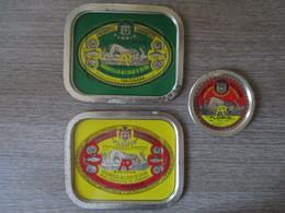 Coperchi Scatola Prodotti Ittici Florio - Scatole