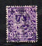 APR1635 - IRLANDA 1922 , Unificato N. 49  Usato  (2380A)  Fl 1 - 1922-37 Stato Libero D'Irlanda