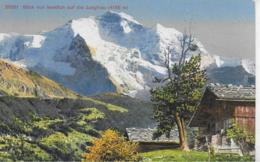 AK 0275  Blick Von Der Isenfluh Auf Die Jungfrau - Verlag Wehrli Um 1910-20 - BE Bern