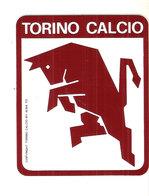 TORINO CALCIO ANNI '80  7,5 X 9 CM. - Adesivi
