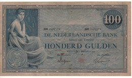 NETHERLANDS 1'000 Gulden P39d   Dated 1.12.1928 - [2] 1815-… : Regno Dei Paesi Bassi