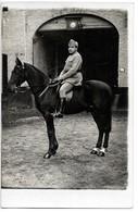 Carte-photo...Saint-Omer...militaire...cavalier...1927.... - Saint Omer