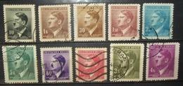 N°115A TIMBRES DEUTSCHES REICH BOHMEN UND MAHREN OBLITERES - Germany
