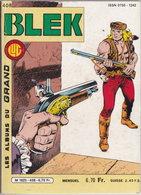 BLEK 408. Décembre 1984 - Blek