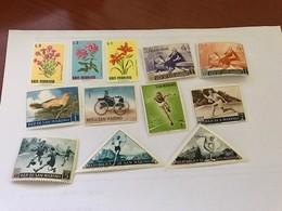 San Marino Mnh Stamps Lot N.20 - Unused Stamps