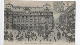 1906 - Paris Gare Saint Lazare - Cour Du Havre - ELD -  320 - - Stations, Underground
