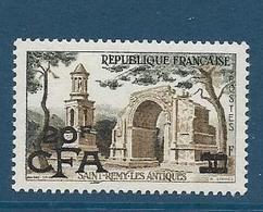 Timbre Neuf** Réunion, N°340 Yt, St Rémy Les Antiques - Ungebraucht
