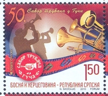 BHRS 2010-507 JOINT ISSUES SERBIA-BH R.SRBSKA, BOSNA AND HERZEGOVINA-R.SRBSKA,1v , MNH - Bosnien-Herzegowina