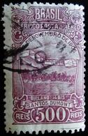 BRESIL BIPLANO SANTOS DUMONT 500 REIS - Brazil