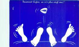 Illustrateur Alexandre   - Humour      U 1073 - Humor