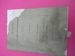 Notice/Botanique /Les Travaux Scientifiques / PAYER//Lavallée/1854    MDP121 - Libri, Riviste, Fumetti