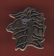 59414-Pin's.PEP .Pupilles De L'Enseignement Public.cheval.equitation. - Administrations