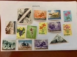 San Marino Mnh Stamps Lot N.19 - San Marino