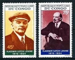 Congo (Brazzaville) Nº A-97/8 Nuevo - Congo - Brazzaville