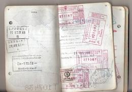 Passeport Hollandais (1967) - Old Paper