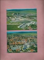 3 Cartes Modernes     -  Guignicourt - France