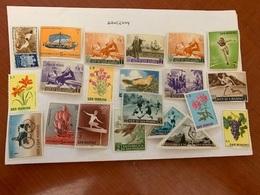 San Marino Mnh Stamps Lot N.16 - San Marino