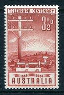 Australia 1954 Telegraph Centenary HM (SG 275) - 1952-65 Elizabeth II : Pre-Decimals