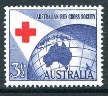 Australia 1954 40th Anniversary Of Australian Red Cross MNH (SG 275) - 1952-65 Elizabeth II : Pre-Decimals