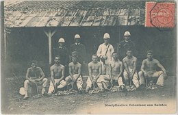 Bordeaux 1907 Säerin - Gefängnis Steinklopfer Zwangsarbeit Disziplin Kolonial Kolonien        [ALT  090] - France