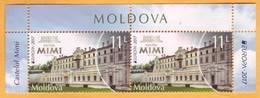 2017  Moldova Moldavie Moldau Europa - Cept  Castle. Mimi. Bulboaca  Mint - 2017