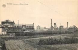 Belgique - Mons - Havré - Bureaux Et Usines Solvay - Mons