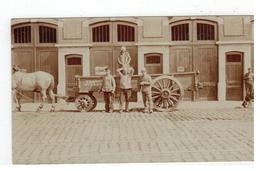 Briquettes De Lignite Fotokaart Te Identificeren - Autres