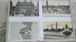 75LOTDE 16 CARTES DE PARISN° DE CASIER 29 - 5 - 99 Cartoline