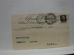 LAMBRATE  -- MILANO ---ALFREDO CRIPPA --FABBRICA OLIATORI - Milano