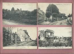 4  CPA -  Pontavert - Autres Communes