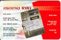 BANGLADESH(chip) - Payphone, Used - Bangladesh