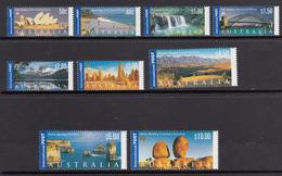 Australia MNH Michel Nr 1928/35 From 2000 / Catw 42.00 EUR - 2000-09 Elizabeth II